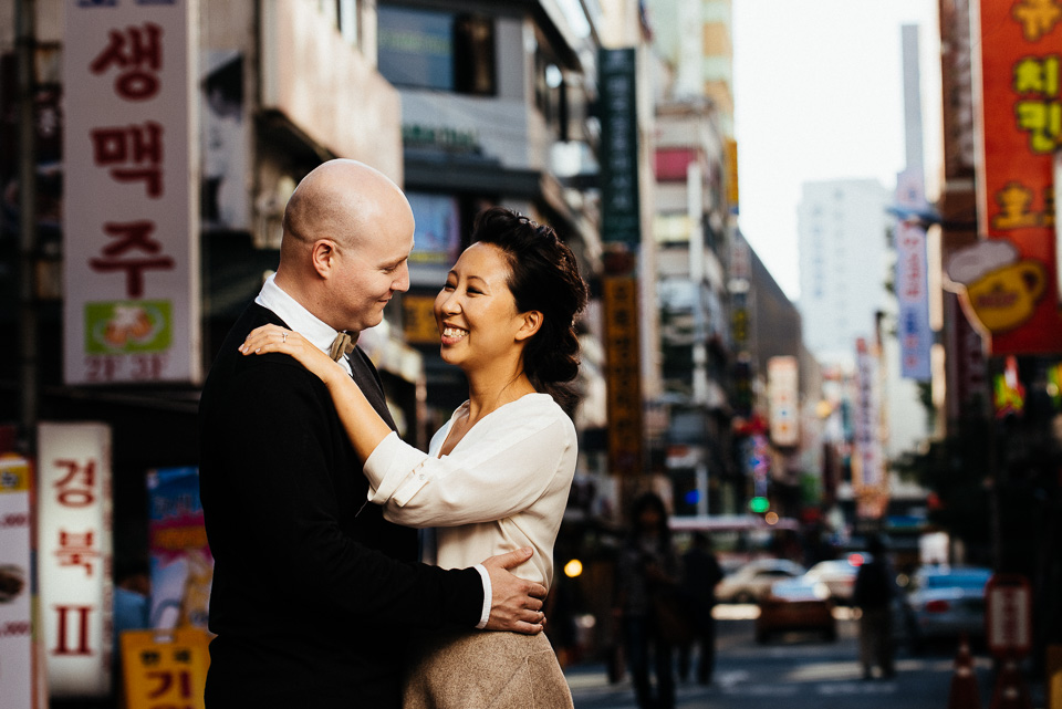 Seoul Engagement Photographer