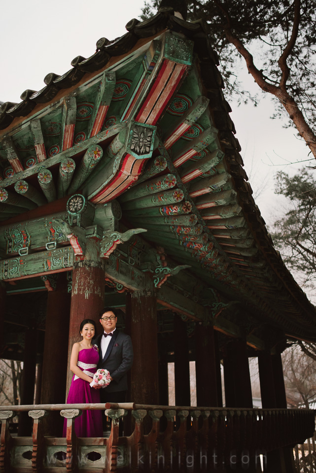 Korea Pre Wedding Photographer