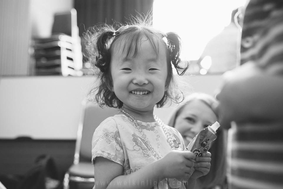 Nell's Family - Seoul Photographer