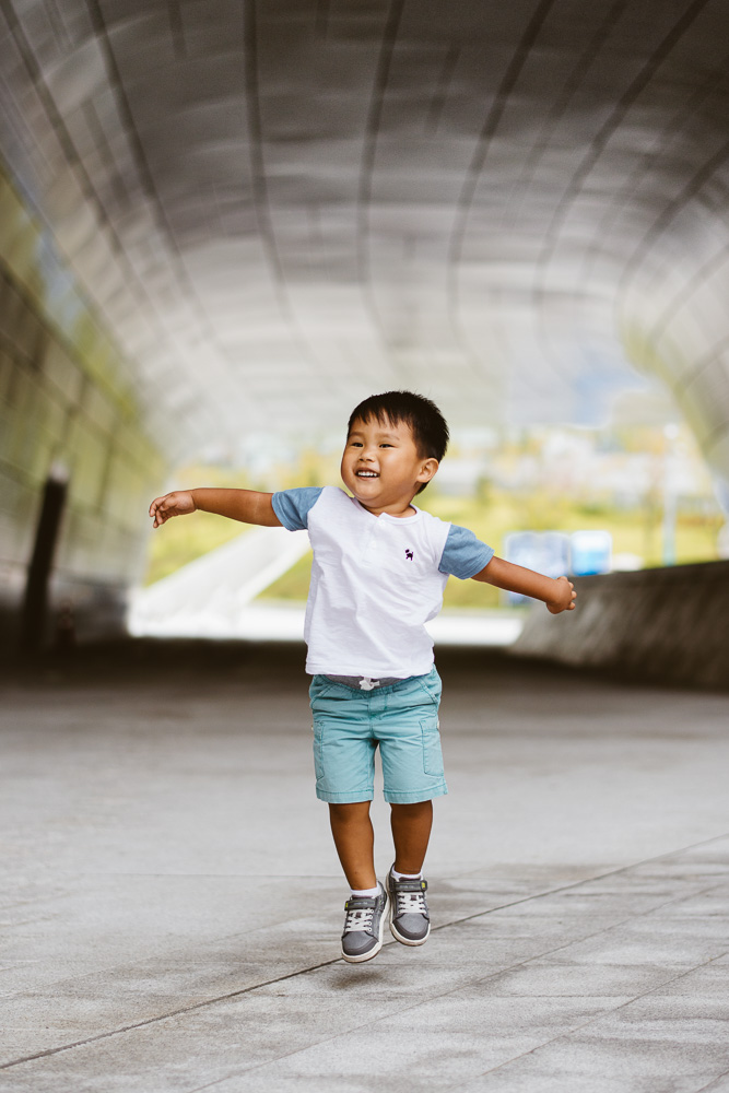 Children's Photographer - Seoul