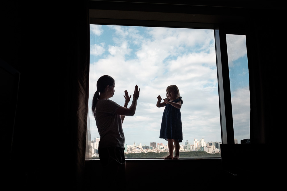 Family Documentary Photographer Seoul