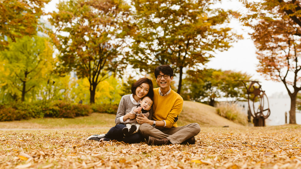 Family Photographer - Seoul
