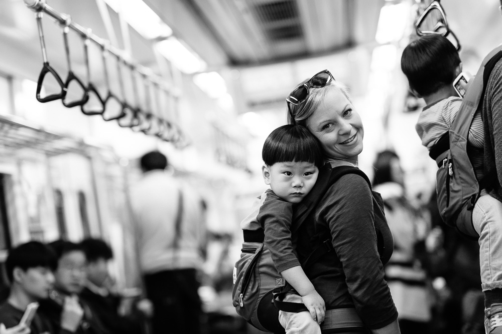 Family Photographer - Orth Family Seoul