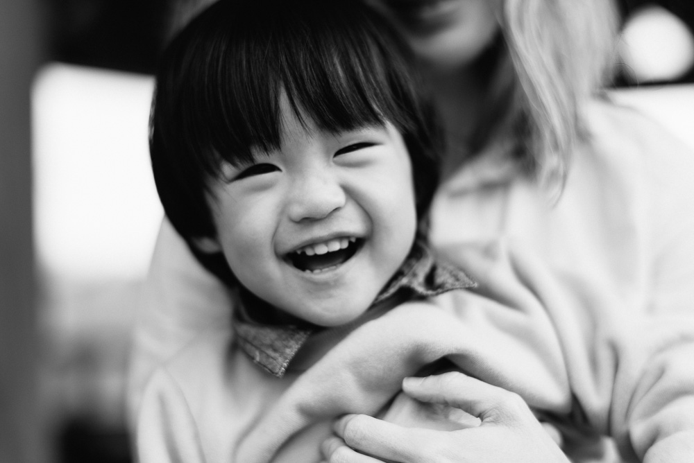 Foote Family Photography Session in Seoul