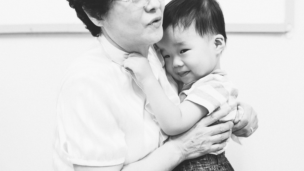 Meeting Chandler - Family Photographer in Seoul