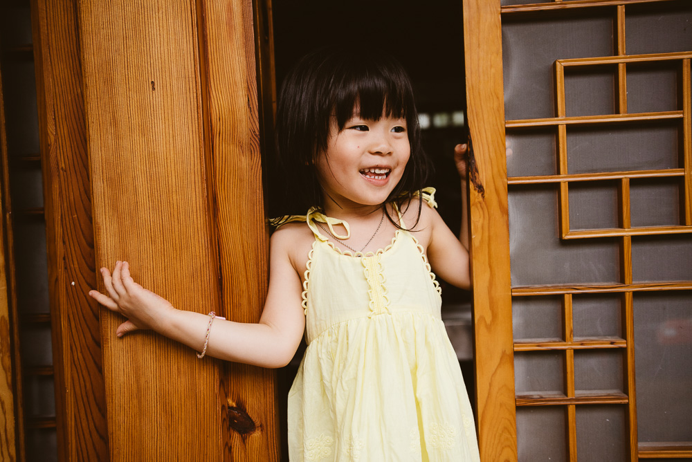 Seoul, Korea - Documentary Family Photographer