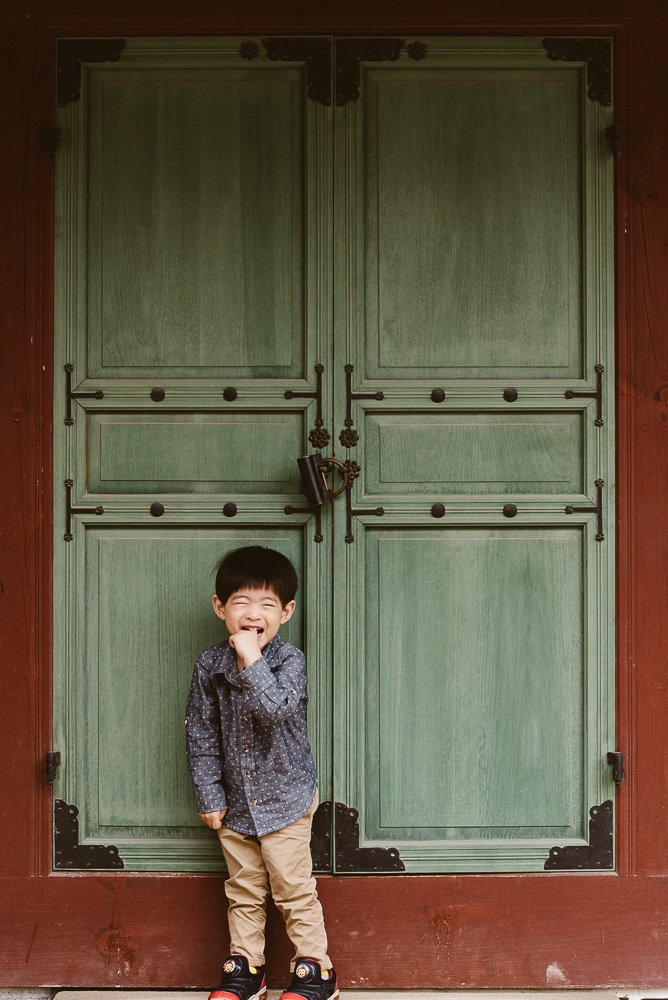 Seoul, Korea - Family Photography