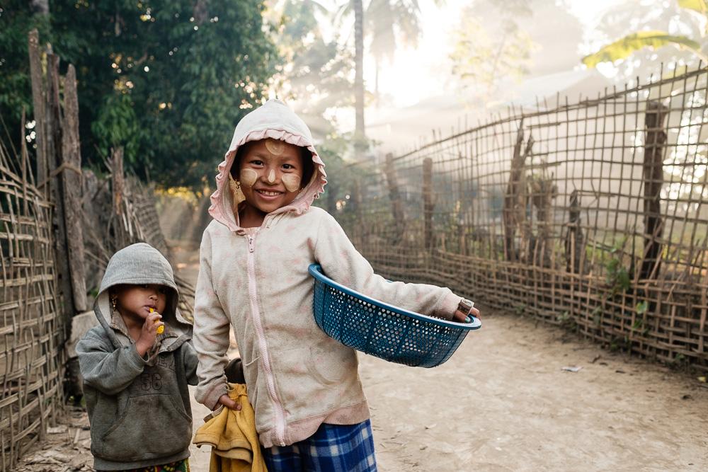 Myanmar Travel Photographer, Rakhine State