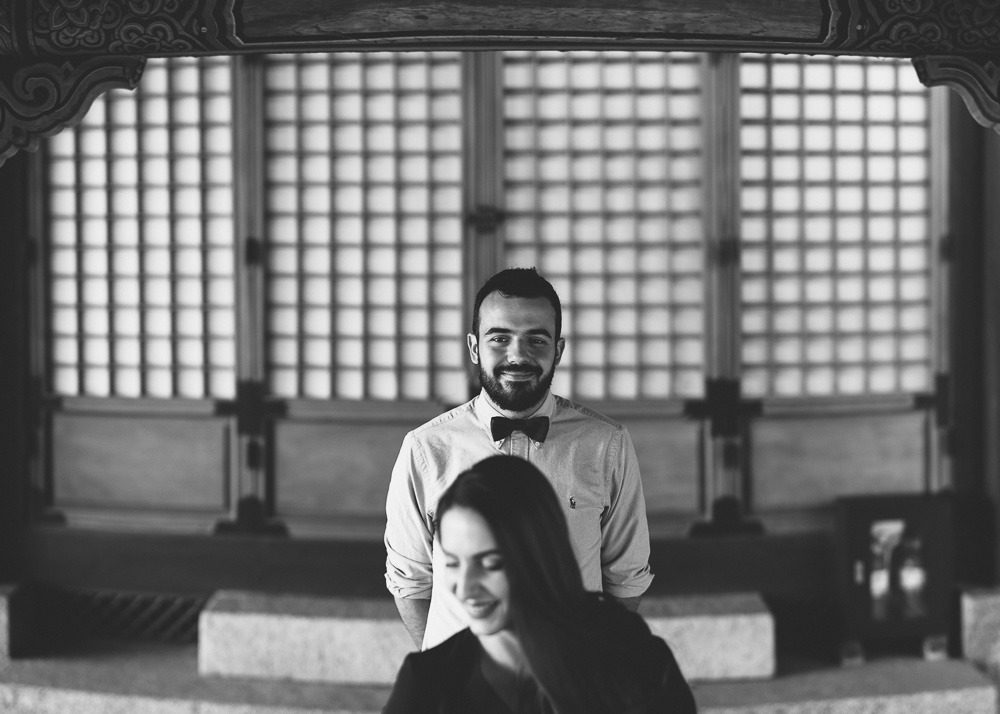 Seoul Pre-Wedding Photographer - Michele and Miranda