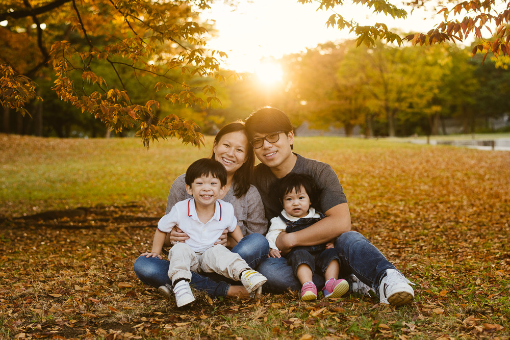 Chan Family - Seoul Photographer