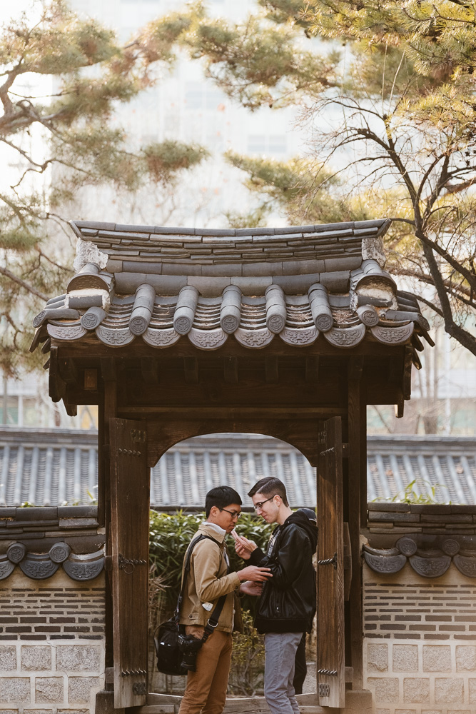 Seoul LGBT Proposal & Engagement Photographer