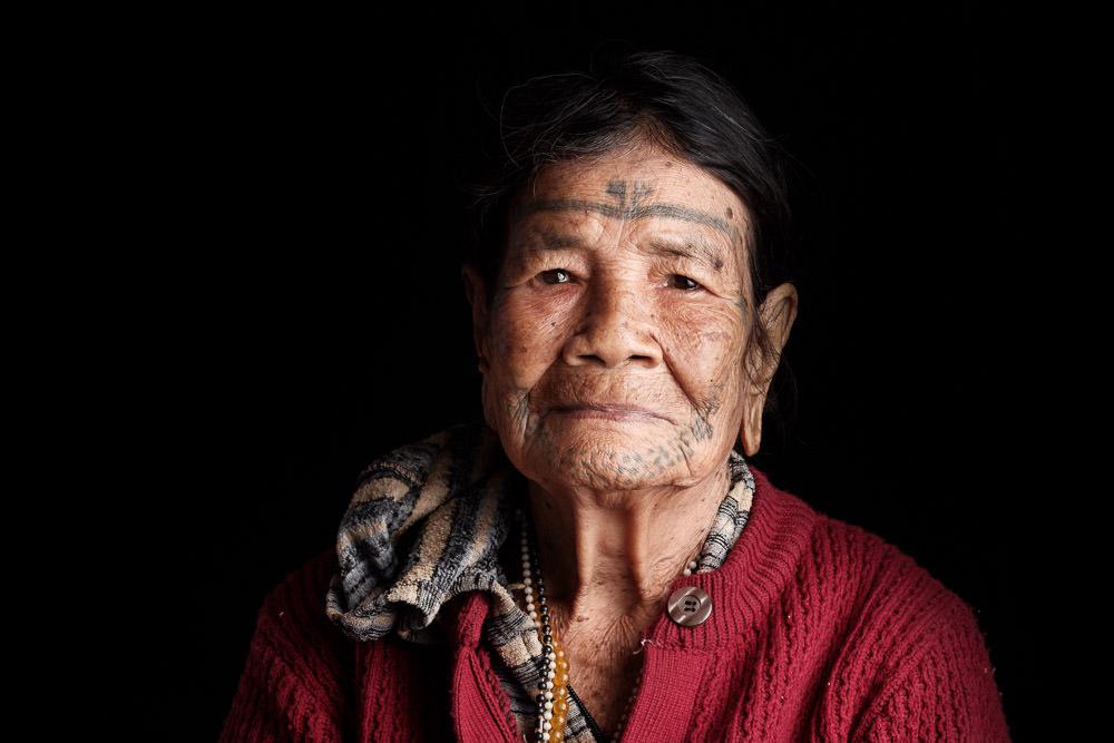 Tattoos of Asia - Laos Travel Photographer