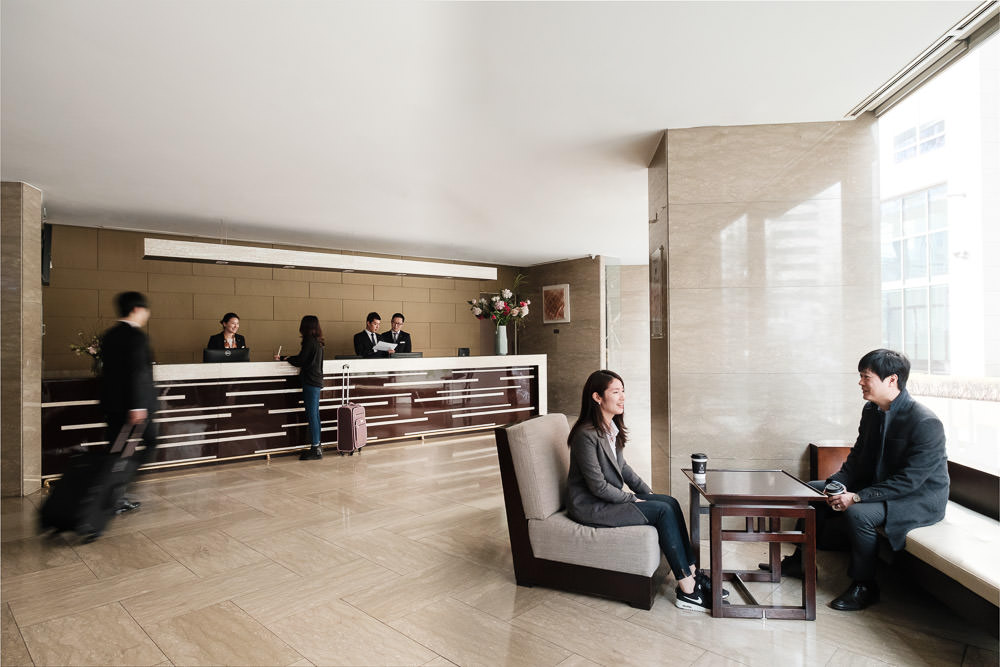 New Seoul Hotel - Commercial Photographer