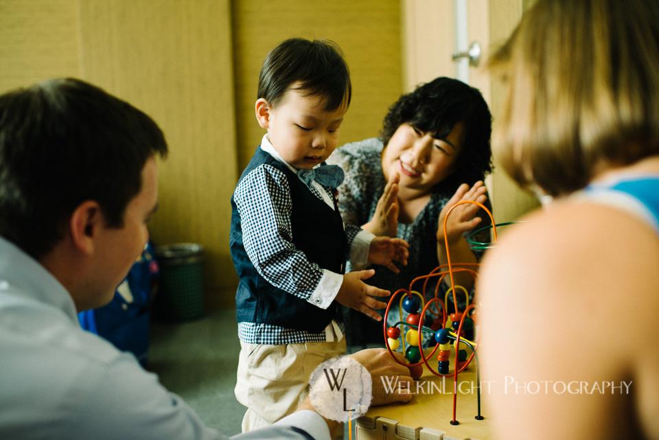 Seoul, Korea Adoption Photographer
