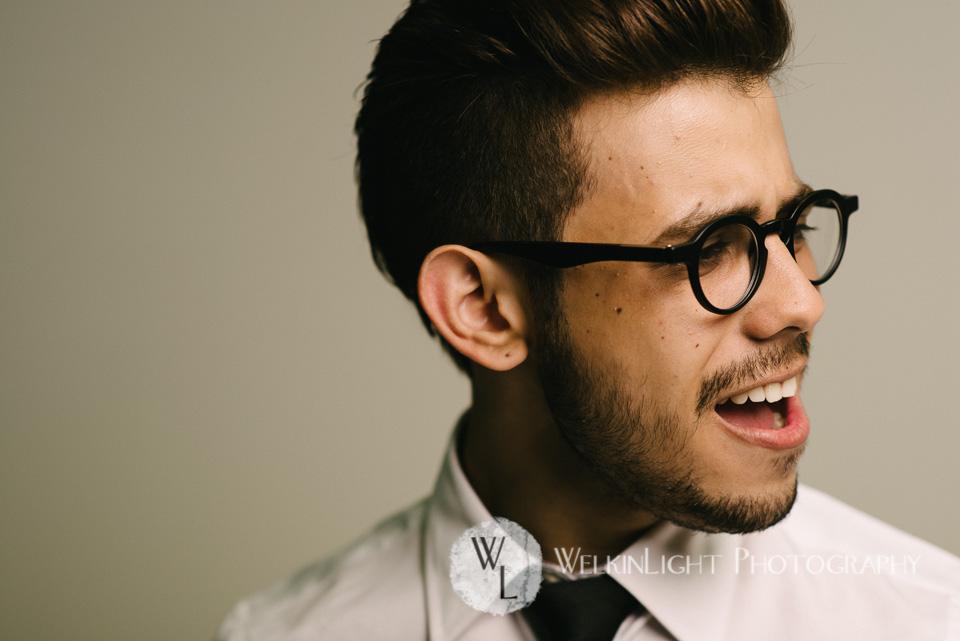 Daniel - Personal Work