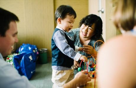 Adoption First Meeting