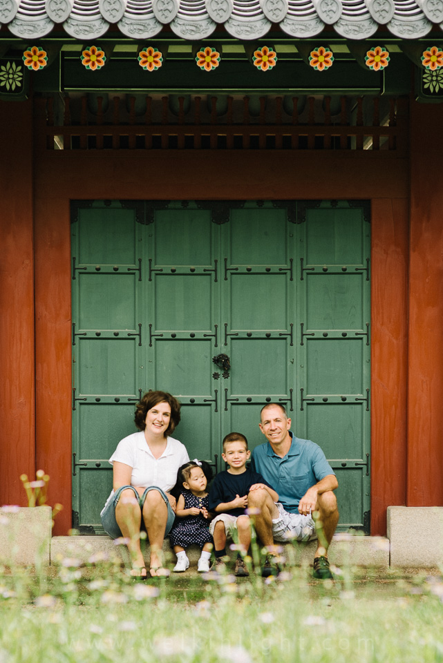 Seoul Family Photographer Adoption