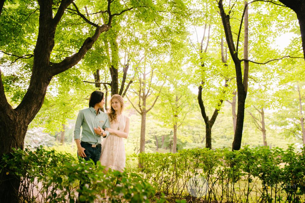 Seoul Pre Wedding Photographer