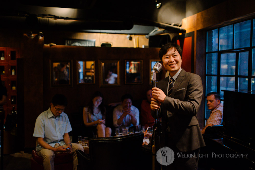 Seoul Photographer - Glenlivet and Davidoff Event