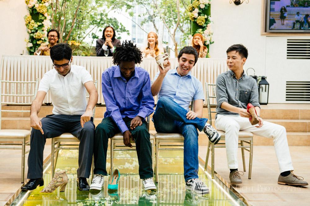 Wedding Game - Bring me