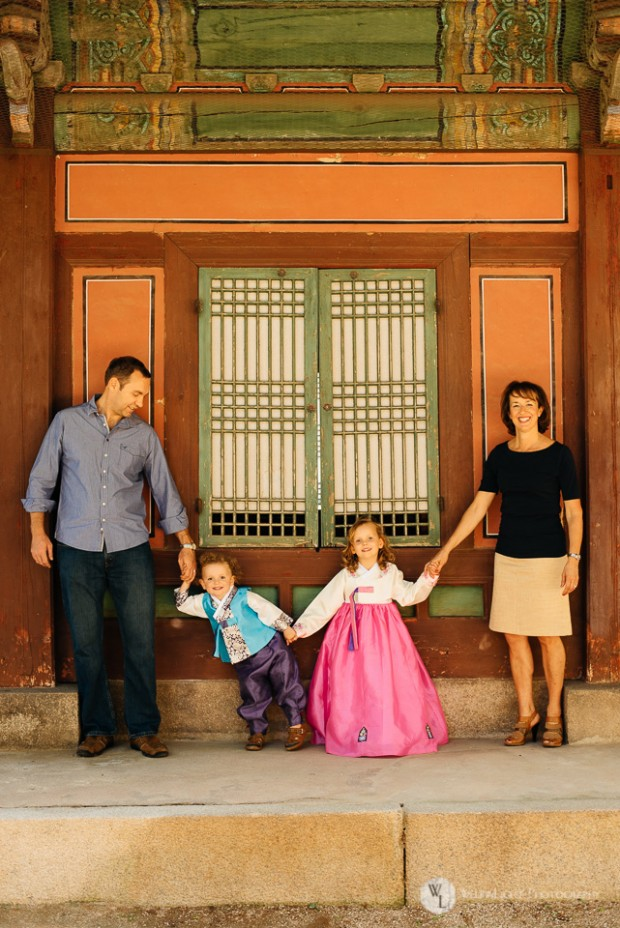 Seoul Family Photographer English Speaking