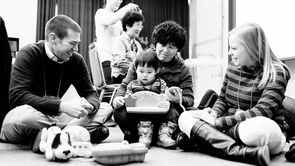Seoul Adoption Photography
