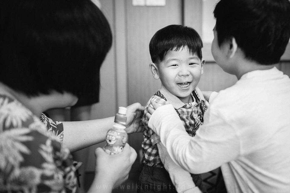 Tobin's Adoption in Seoul