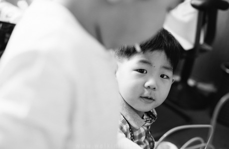 Tobin's Korea Adoption