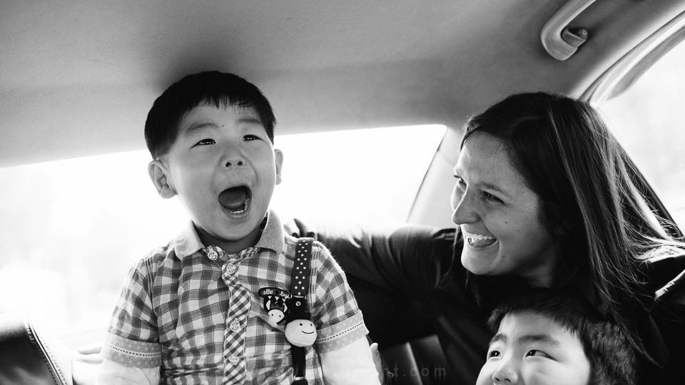 Tobin's Seoul Adoption