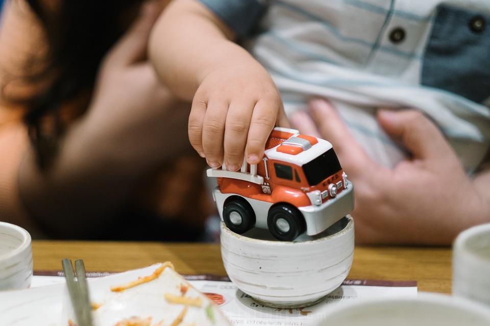 Car in Cup - Ezra's Adoption