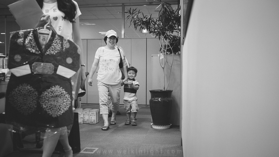 Custody Arrival - Seoul Adoption