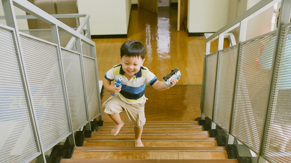 Up to the Room - Ezra's Adoption