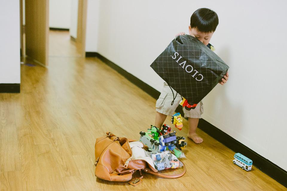 Toys! - Ezra's Adoption Story