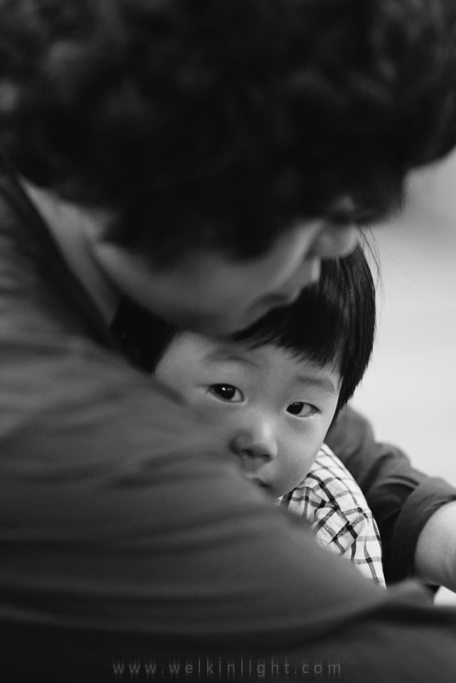 Seoul Family Photographer - Lawson's Adoption