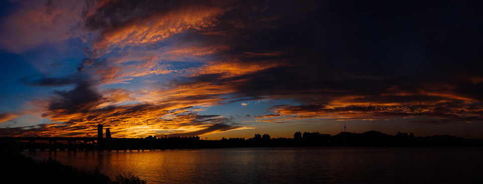 Han River Sunset