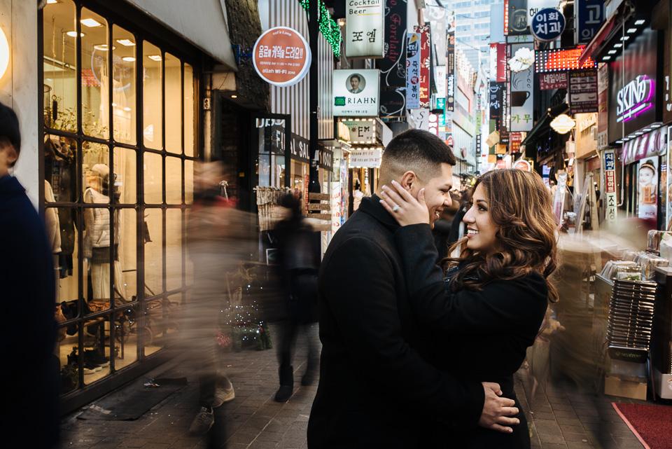 Seoul Pre Wedding Photography