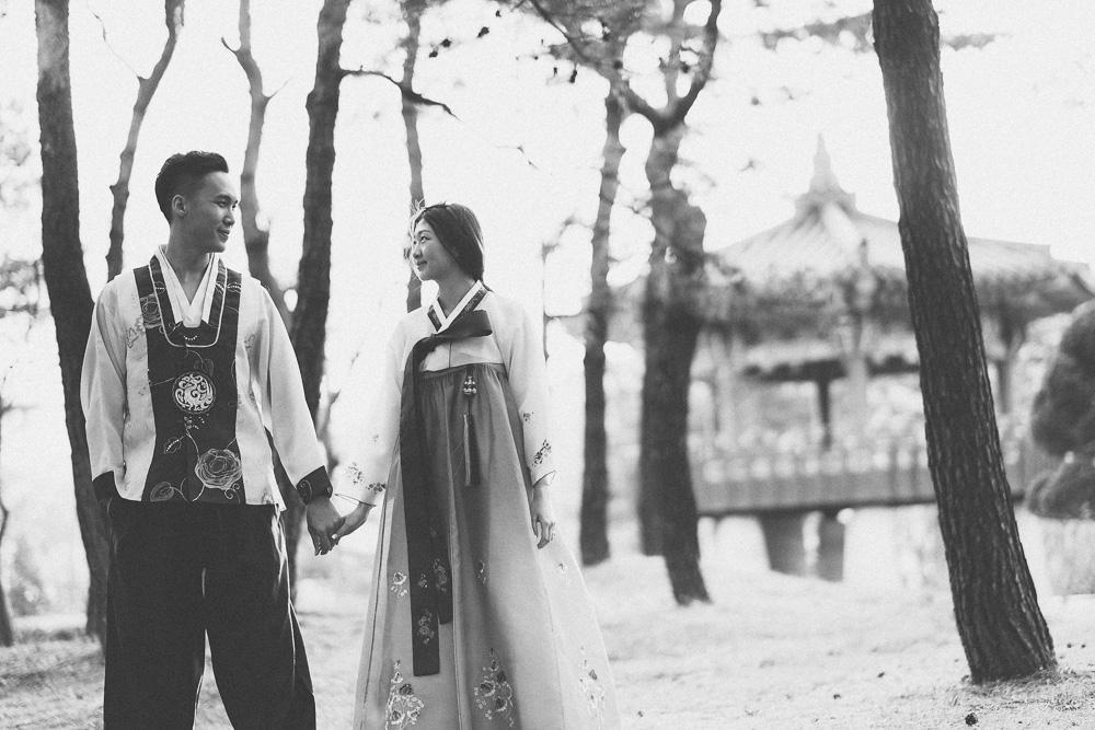 Seoul Pre-Wedding Photographer