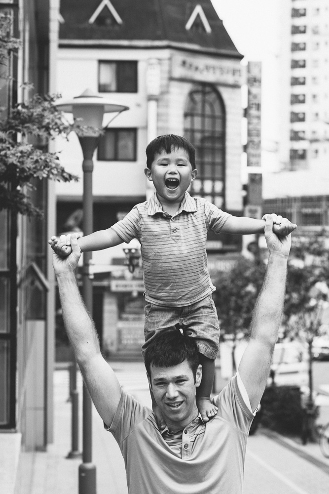 Seoul Photographer - Family