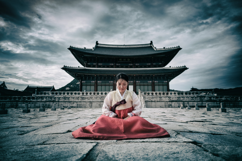 Korea Photographer Gyeongbokgung