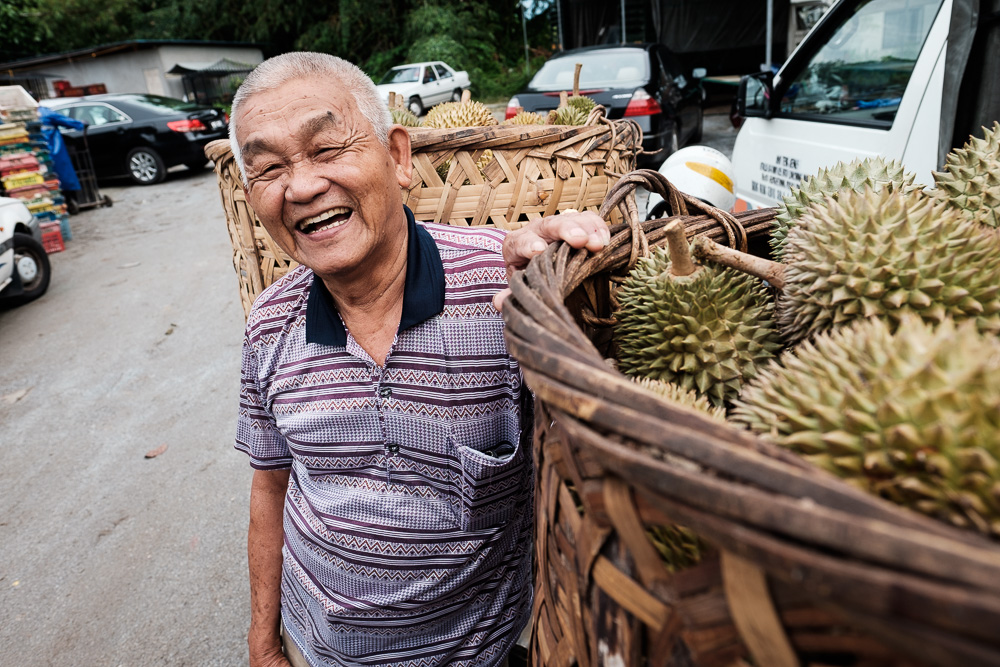 Durian Farmer - Editorial Photographer
