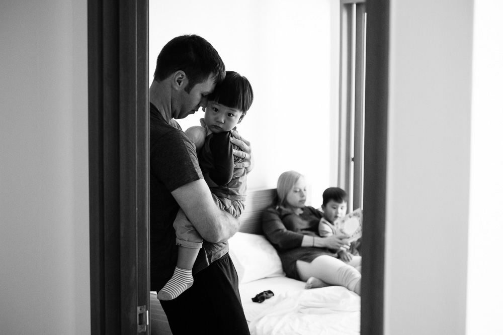 Orth Family Photography - Seoul