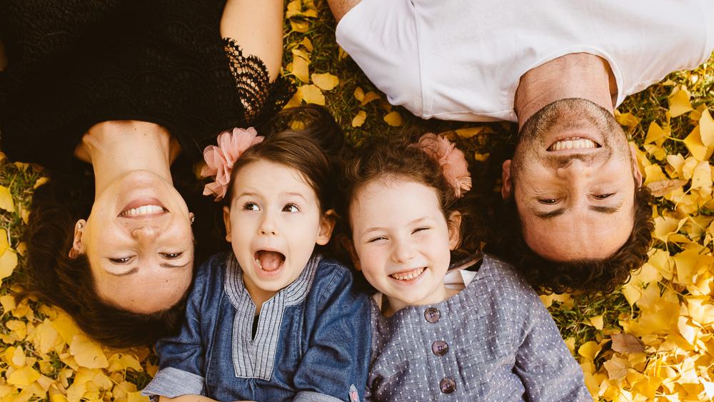 Family Photograhy in Seoul