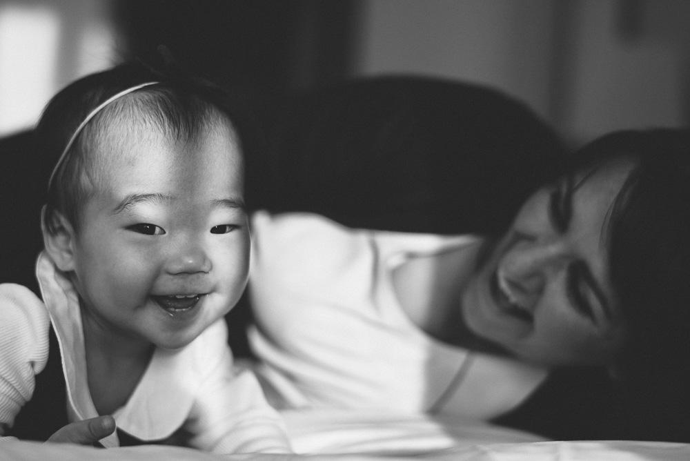 Walker Family Photography in Seoul, Korea
