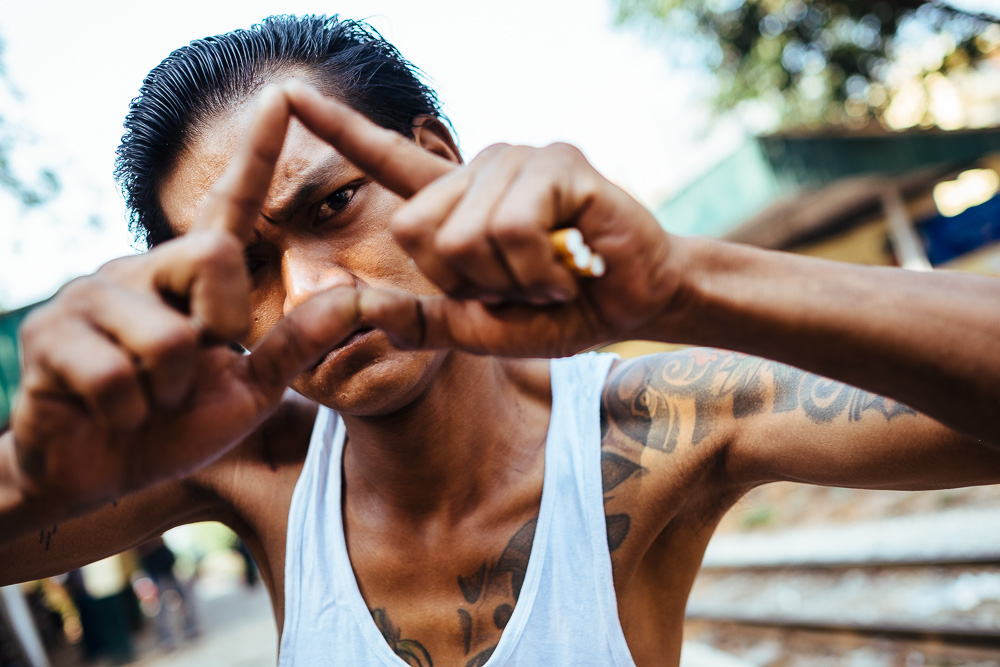 Fine Art Photographer - Myanmar