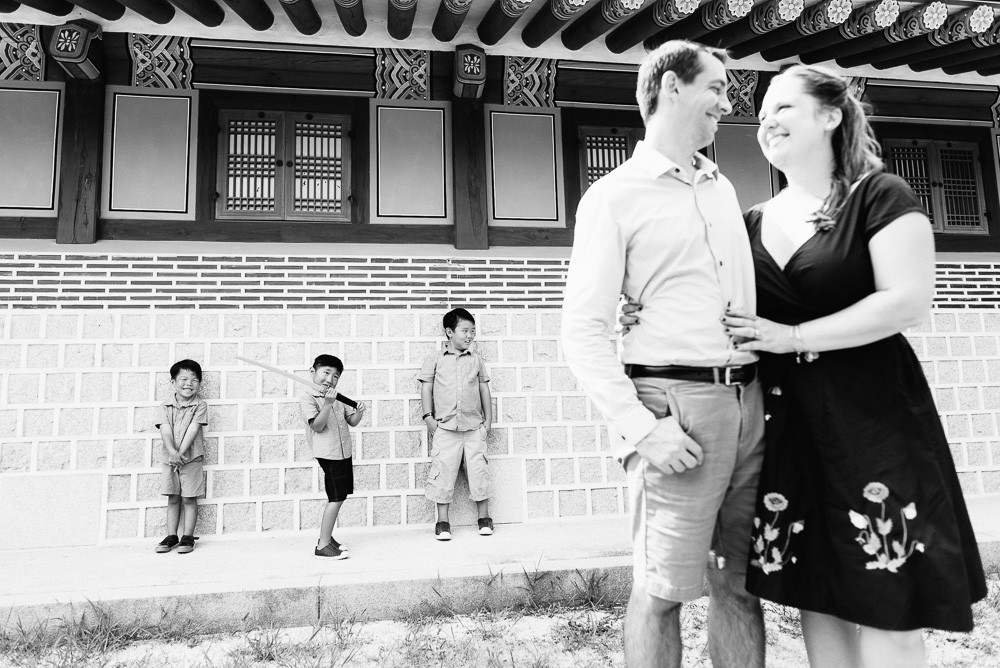 Seoul, Korea - Family Photographer