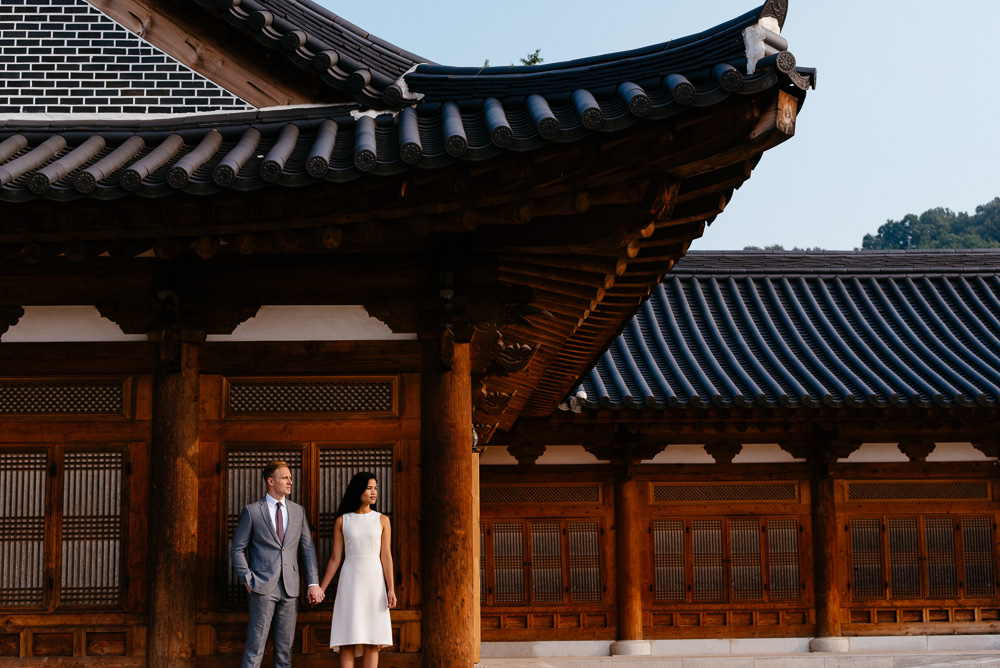 Jeonju, Korea - Pre-Wedding Photographer
