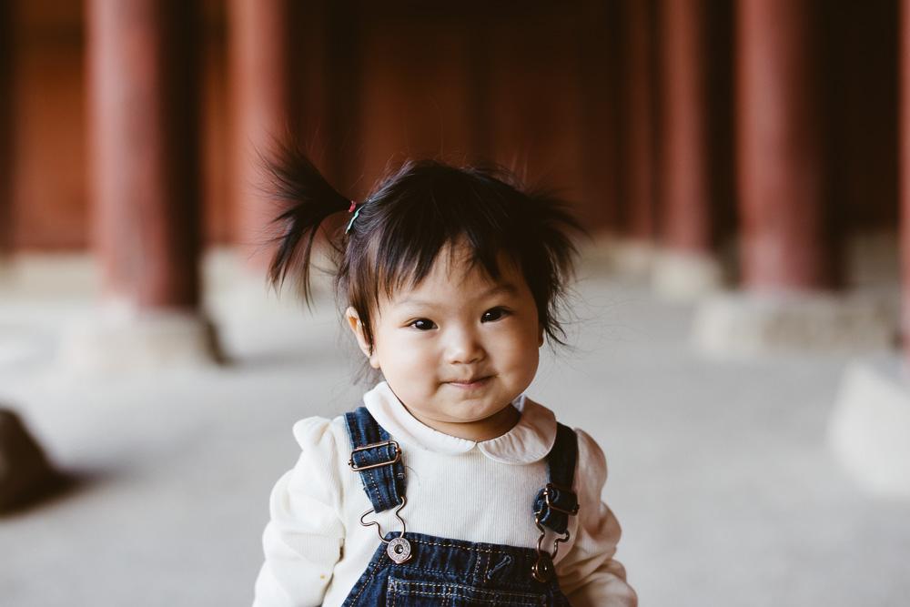 Chan Family - Seoul Photographer