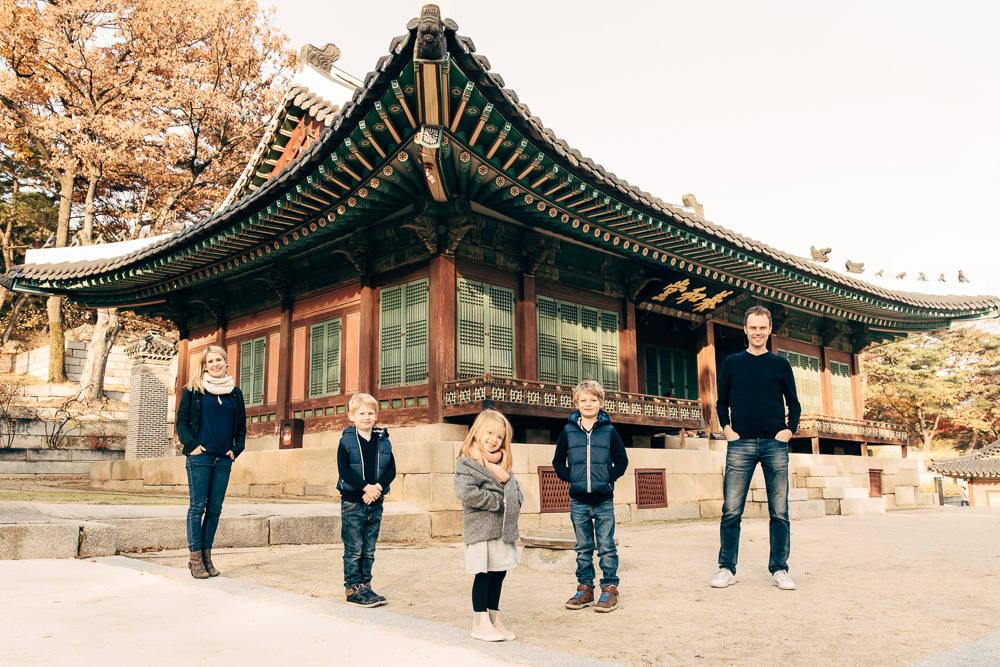 Elbracht Family Photographer - Seoul, Korea