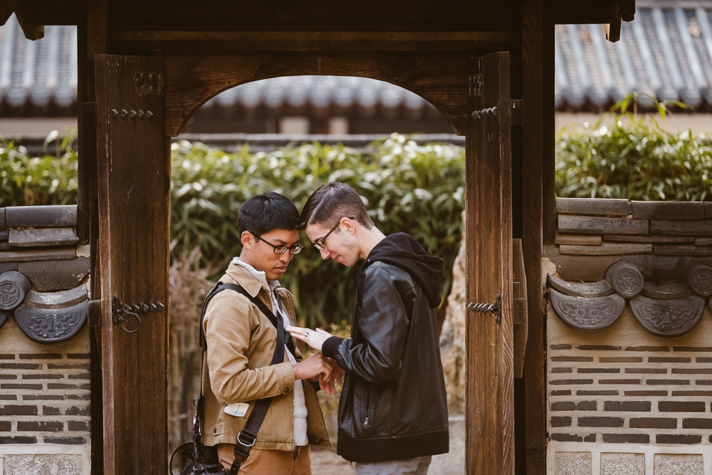 Seoul Proposal & Engagement Photographer