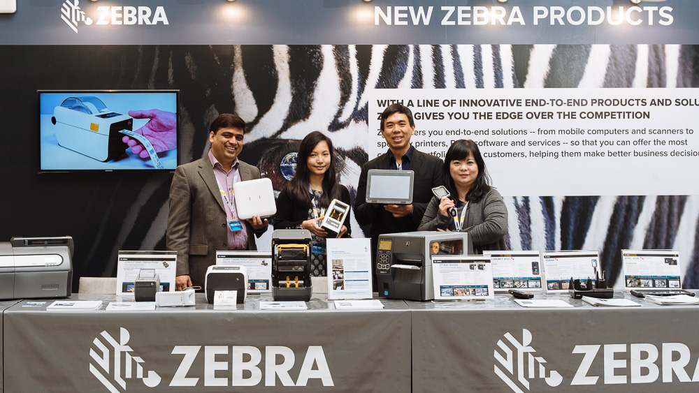 Booth - Zebra Event Photography